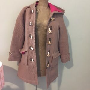 Girls Mini Boden coat size 11-12 yrs